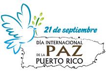 Día Internacional de la Paz – Logo