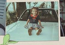 Video – Slideshow de fotos para quinceañero de Madeline