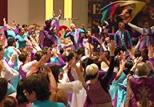 Video – Congreso de Danza Cristiana Internacional (ICDF) en Puerto Rico