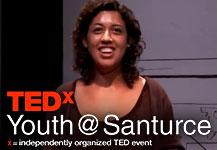 Hasta en la acera crecen tomates: Ana Elisa Pérez Quintero at TEDxYouth@Santurce