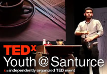 Café y Especialidad: Daniel Rivera at TEDxYouth@Santurce