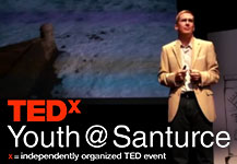 Arroz, Habichuelas y Plata: Kurt Schindler at TEDxYouth@Santurce