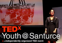 La Mezcla de la Preocupación y la Pasión: Matilsha Marxuach at TEDxYouth@Santurce