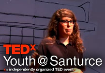 Santurce, Mi Historia, Muralismo: Sofía Maldonado at TEDxYouth@Santurce