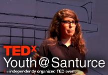 Santurce, Mi Historia, Muralismo: Sofía Maldonado at TEDxYouth@Santurce
