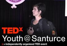 ¿Qué llevas en tu mochila? | Betty Medina | TEDxYouth@Santurce