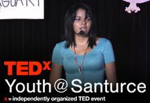 Me quité la venda de los ojos | Bon Marie Torres | TEDxYouth@Santurce