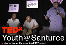 Pura Maña | Dulce Coco | TEDxYouth@Santurce