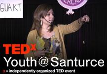 Esperanza a prueba de balas | Melissa Frontera | TEDxYouth@Santurce