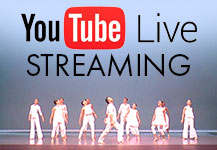 Youtube Live Streaming – Dánzale Academia Cristiana de Danza