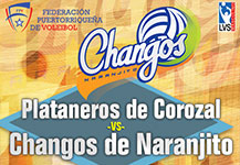 Web Banners – Los Changos de Naranjito – PRticket.com