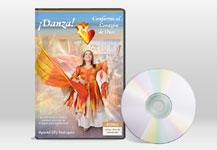 Diseño Gráfico – DVD Cover – ¡Danza! Conforme al Corazón de Dios