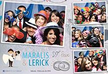 PhotoBooth – Boda de Maralis & Lerick