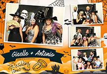 Photo Booth – Boda Giselle + Antonio