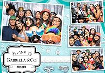 Photo Booth – Gabriela & Co.