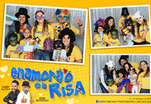 Photo Booth – Enamora'o de la Risa