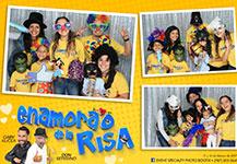 Photo Booth – Enamora'o de la Risa