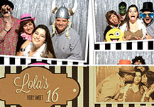 Photo Booth – Quinceañero Lola (Video)