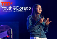 Mi equipo olímpico: Mi Familia | Adriana Díaz | TEDxYouth@Dorado
