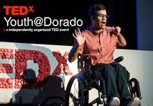 Vivir en libertad | Sebastián Rosado | TEDxYouth@Dorado