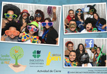 Photo Booth – Iniciativa Comunitaria inc.