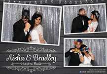 Photo Booth – Boda Aisha y Bradley