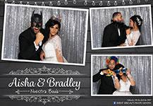 Photo Booth – Boda Aisha y Bradley