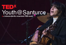 No toquemos tierra | Andrea Cruz | TEDxYouth@Santurce