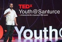 La luz de a'lante es la que alumbra: la marcha del sol | Arturo Massol-Deyá | TEDxYouth@Santurce