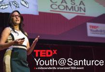 Una fuerza de la naturaleza | Tania Rosario-Méndez | TEDxYouth@Santurce