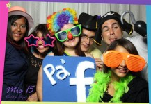PhotoBooth – Quinceañero