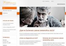 Fundación ALS de PR – Página de internet