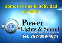 Promo – Power Lights & Sound