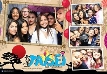 Photo Booth – Saint Francis School