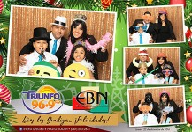 Photo Booth – Triunfo 96.9 FM & EBN TV