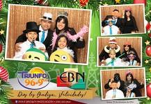 Photo Booth – Triunfo 96.9 FM & EBN TV