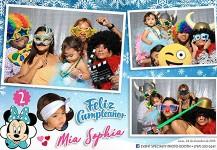 Photo Booth – Mia Sophia 2 añitos