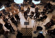 Grabación Orquesta Sinfónica para Película Puertorriqueña